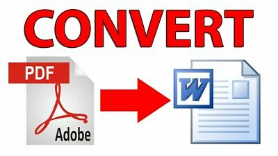 Pro Pdf To Word Converter Text For Pc - Download