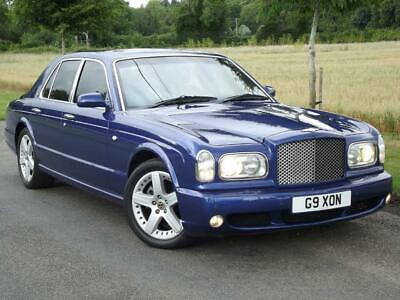 2002 Bentley Arnage T LOWEST MILEAGE and LOWEST PRICE Auto Saloon Petrol Aut