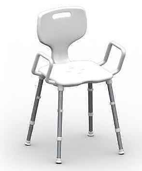Redgum Space Saver Shower Chair