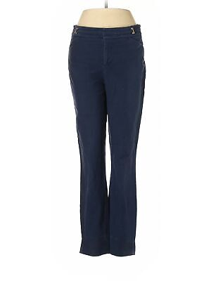 Ivanka Trump Women Blue Dress Pants 4