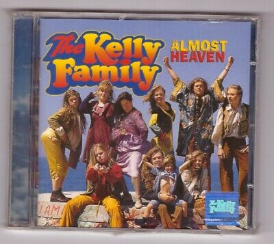 The Kelly Family - Almost Heaven Cd Nuovo Sigillato