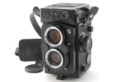 [Exc+++] Yashica Mat 124G 6x6 Medium Format TLR Camera 80mm f/3.5 from JAPAN 988