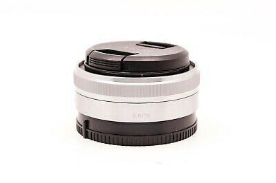 Sony SEL16F28 16mm f/2.8 Wide Angle Lens for Sony E Mount Body