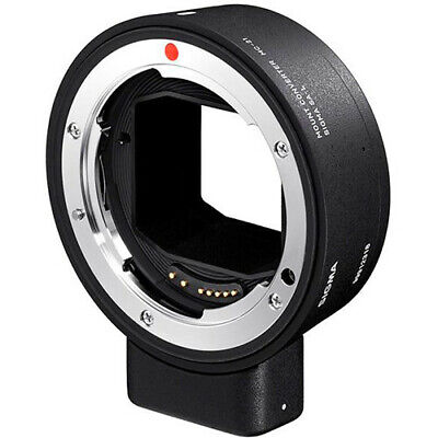 Sigma MC-21 Mount Converter Sigma EF-Mount Lenses to Leica L-Mount Camera
