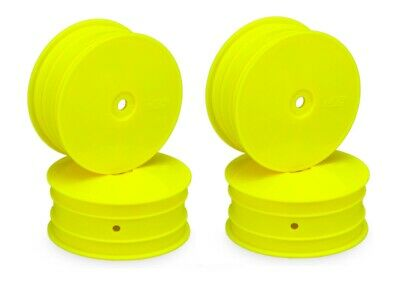 ASC91575 2 Associated 4wd 61mm 12Hex Front Wheel Yellow