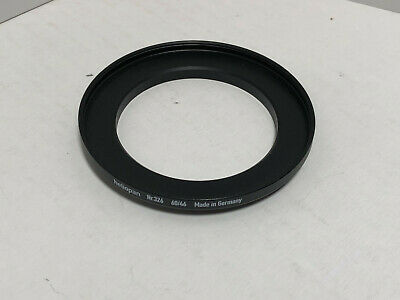 Heliopan Step up Ring 46-60mm - New