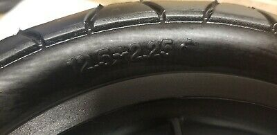Bugaboo Cameleon 2011 Front Black Wheel Tire for Stroller Replacement