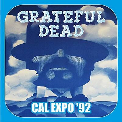 GRATEFUL DEAD 'CAL EXPO '92' 2 CD Set (2020)
