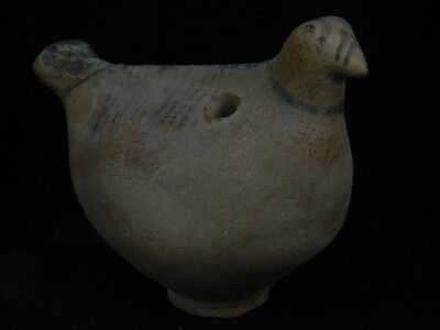 Ancient Large Size Teracotta Painted Bird Indus Valley 2000 BC #SG2317