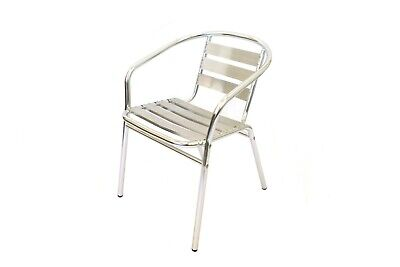 SC-17 Aluminium Garden Chairs, Patio Chairs ideal for gardens & business