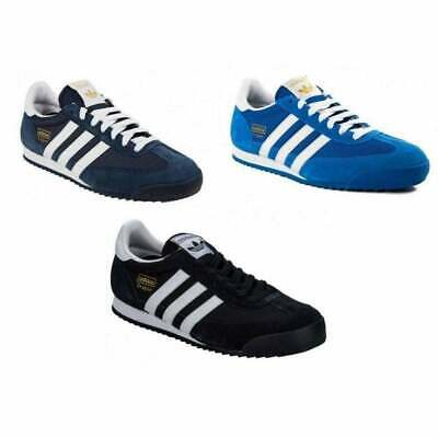 Adidas Dragon Mens Trainers in Various Colours and Sizes