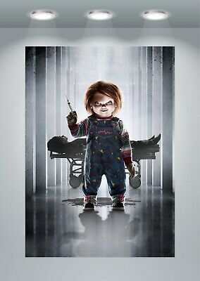 Chucky Scary Horror Classic Movie Large Poster Art Print A0 A1 A2 A3 A4 Maxi