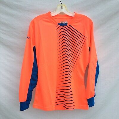 Soccer Clothing Soccer Clothing, Shoes & Accessories Goalie Shirt Brava  Adult Goalkeeper Jersey Size M Brand New w/tags