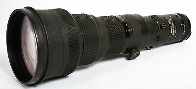 Nikon Nikkor 500mm F/4 P ED IF Manual Focus Lens {39}