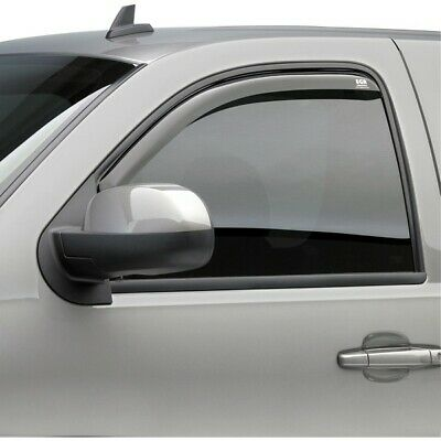 Ventshade Set of 2 Window Visors Front Driver /& Passenger Side New LH 95539