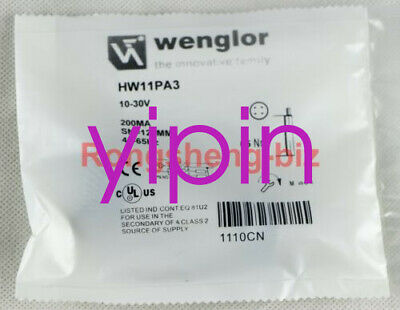 HW11PA3 BRAND NEW WENGLOR HW11PA3