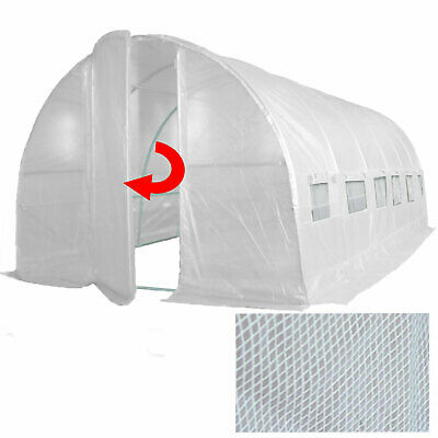 6m x 3m Poly Tunnel,Polytunnel,Pollytunnel,Greenhouse,Green House