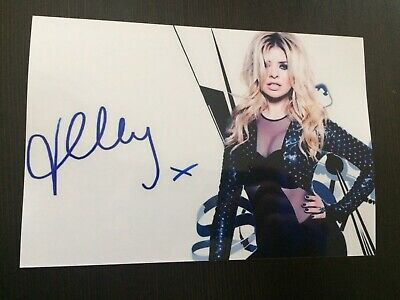 KEITH LEMON FEARNE GINO HOLLY CELEBRITY JUICE AUTOGRAPH SIGNED PHOTO PRINT