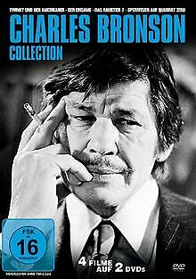 Charles Bronson Collection [2 DVDs] de Richard Donner, ... | DVD | état très bon