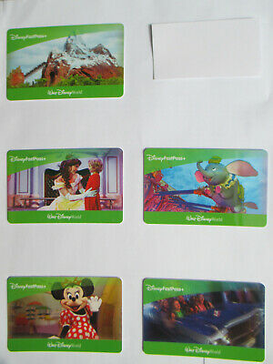 Disneyworld Park Hopper Tickets Lot Of 5. You will save $217.26!