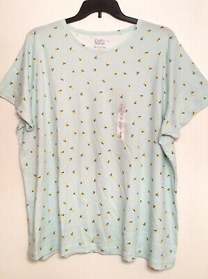 Womens 100% Cotton Top by Croft&Barrow size 3X
