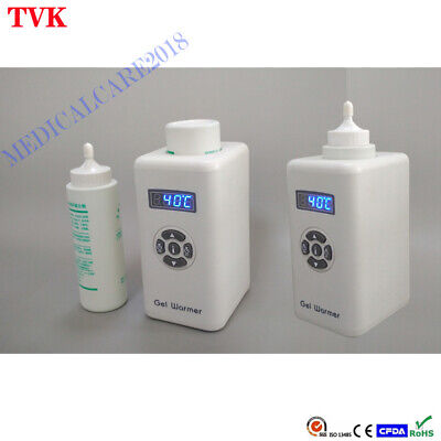 Portable Gel Warmer for Ultrasound System, LED Display Constant Temperature