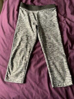 H&M Girls Sport Leggingd Age 8-10