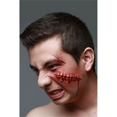 Prosthetic Wounds Failed Stitches - Halloween