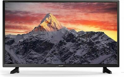 "Sharp 1T-C32BB4IE1NB 32"" HD Ready LED TV with Freeview HD, 3 x HDMI, Scart, PVR"