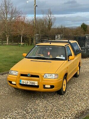 Skoda Felicia fun pick up  New Nct test