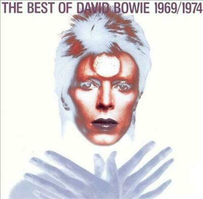 David Bowie - The Best Of David Bowie 1969-1974 (1997) CD NEW
