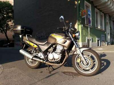Honda CB500 twin , Breaking all parts  ,Seat in good condition .