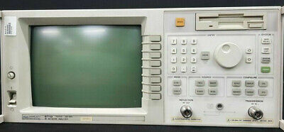 HP 8711B Economy Network Analyzer - ** Tested **