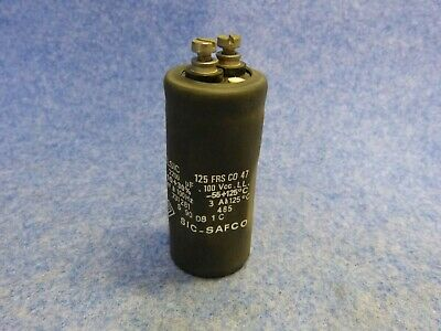 MARCON PWM2A2A223 22000µF ELECTROLYTIC CAPACITOR 100 wv 125 sv IS01A