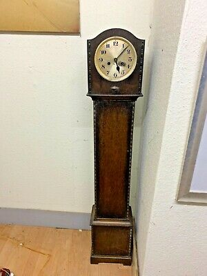 Minature grandfather clock
