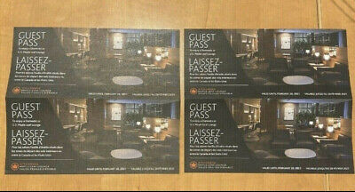 1 Air Canada Maple Leaf Lounge Guest Pass