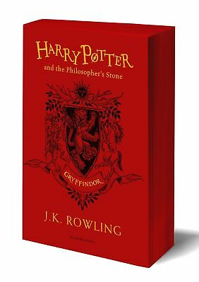Harry Potter and the Philosopher's Stone - Gr by J.K. Rowling New Paperback Book