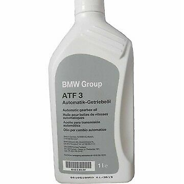 GENUINE BMW ATF 3 2 Automatic Transmission Fluid # 83222289720 or 83222305396