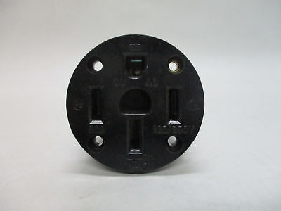 EAGLE 50A 125/250V 4-Wire Outlet Receptacle BE