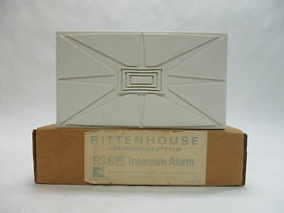 Rittenhouse Emerson RS 625 Intercom Alarm RS625