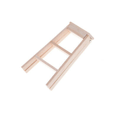 1:12 Dollhouse Miniature Furniture Wooden Ladder Wholesale MO