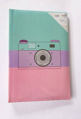 300 pocket Photo Album 6x4