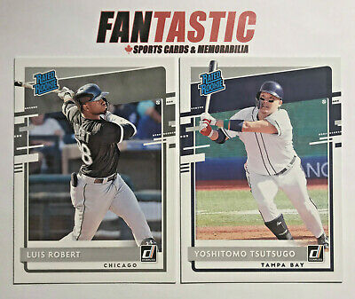 2020 Panini Donruss Baseball base card YOU PICK inc Rated Rookie,RC etc.