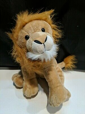 The Spirit of Christmas by Nancy Tillman 10 Plush Lion by Kohls Cares Kohl/'s
