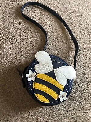 George At Asda Girls Bee Flower Cute Bag Handbag