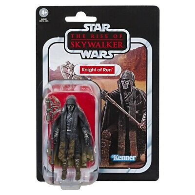 Star Wars: The Rise of Skywalker The Vintage Collection Knight of Ren (Long Axe)