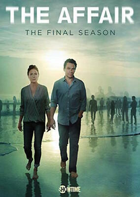 The Affair Dvd - The Final Season [4 Discs] - New Unopened - Showtime