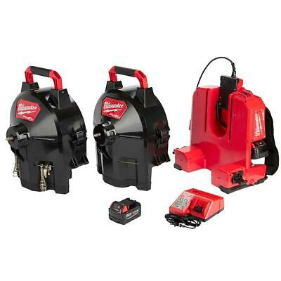 Milwaukee M18 FUEL 18-Volt Lithium-Ion Brushless Cordless Drain Cleaning 5/8 in.