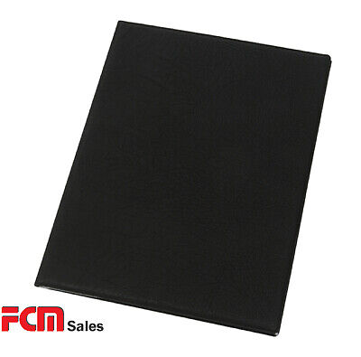 Black Menu Cover A4 Free Freight For 20