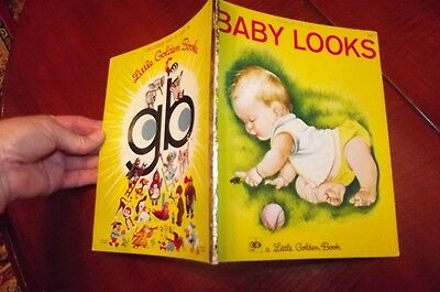 BABY LOOKS little golden book Esther Eloise Wilkin 231 SYDNEY gorgeous SOFT LGB